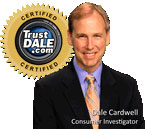 Trust Dale approved Roswell AC company